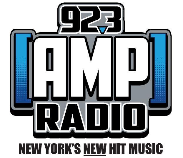 92.3 AMP RADIO LOGO